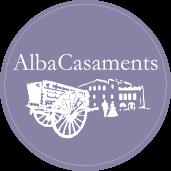 Alba Casaments Logo